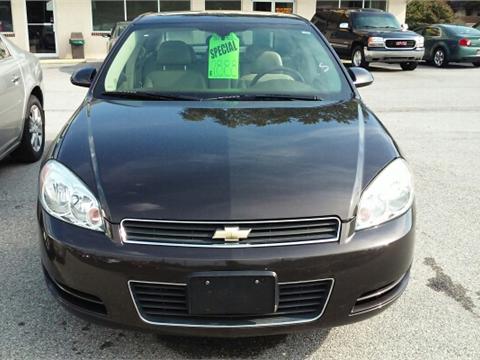 2008 Chevrolet Impala for sale in New Castle, DE