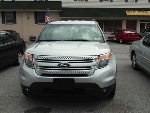 2012 Ford Explorer for sale in New Castle, DE