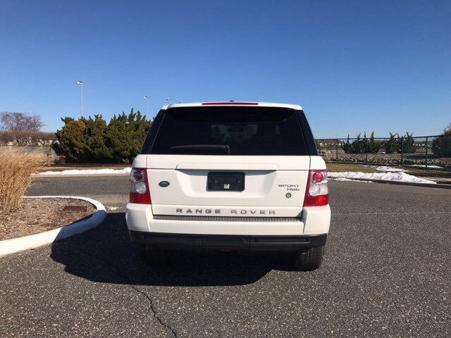 2009 Land Rover Range Rover Sport HSE 4x4 4dr SUV w/ Luxury Package - Freeport NY