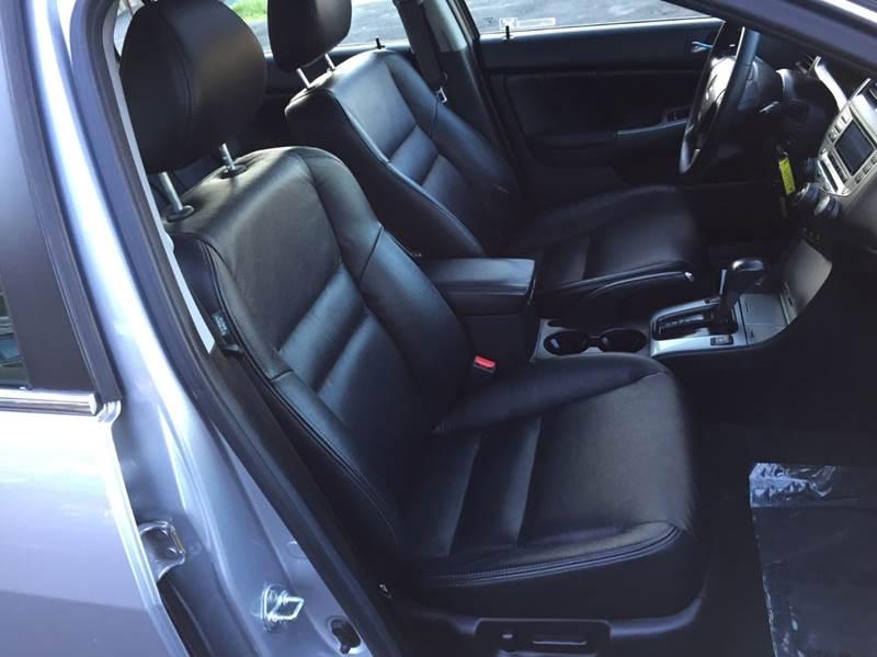 2007 Honda Accord EX-L V-6 4dr Sedan (3L V6 5A) - Freeport NY