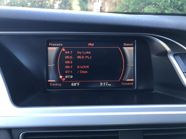 2009 Audi A4 2.0T quattro AWD Premium 4dr Sedan 6A - Freeport NY