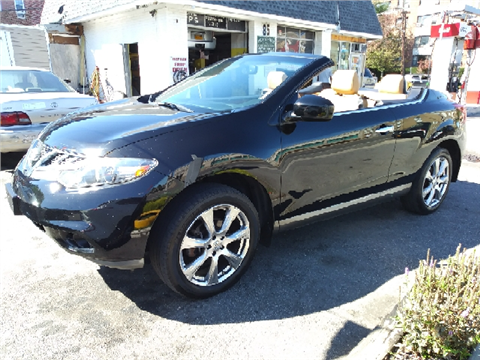 2014 Nissan Murano CrossCabriolet for sale in Freeport, NY