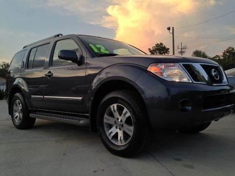 2012 Nissan Pathfinder for sale in Alabaster AL