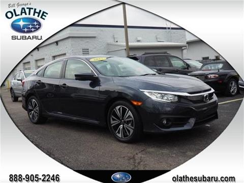 2017 Honda Civic for sale in Olathe, KS