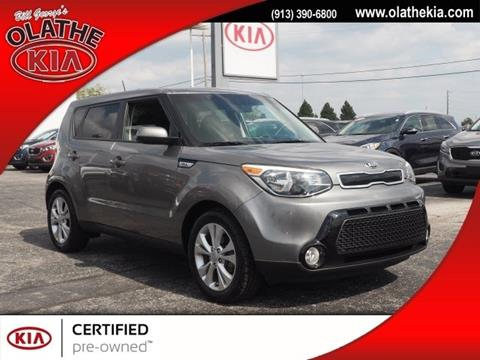 2016 Kia Soul for sale in Olathe KS