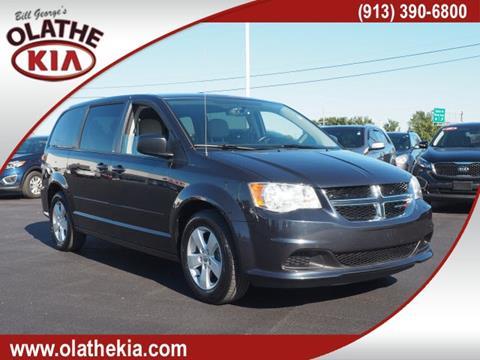 2013 Dodge Grand Caravan for sale in Olathe, KS