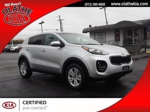 2017 Kia Sportage for sale in Olathe, KS