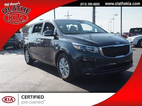2017 Kia Sedona for sale in Olathe KS