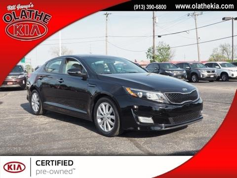 2014 Kia Optima for sale in Olathe KS