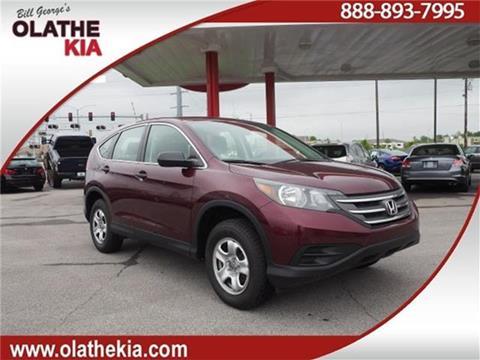 2013 Honda CR-V for sale in Olathe, KS