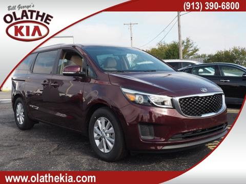 2016 Kia Sedona for sale in Olathe KS