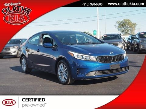 2017 Kia Forte for sale in Olathe, KS