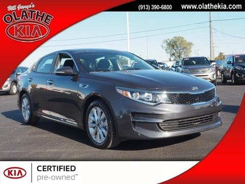 2017 Kia Optima for sale in Olathe, KS