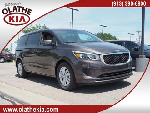 2017 Kia Sedona for sale in Olathe, KS