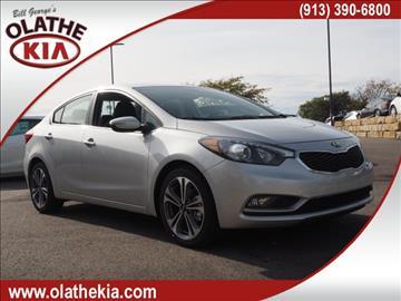 2016 Kia Forte for sale in Olathe, KS