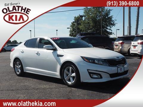 2014 Kia Optima for sale in Olathe, KS