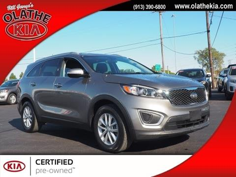 2017 Kia Sorento for sale in Olathe, KS