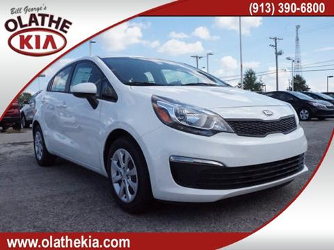 2016 Kia Rio for sale in Olathe, KS