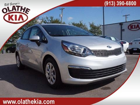 2016 Kia Rio for sale in Olathe KS