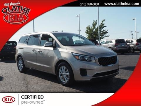 2016 Kia Sedona for sale in Olathe, KS