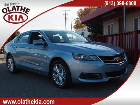 2014 Chevrolet Impala for sale in Olathe KS