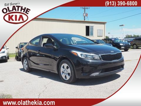 2017 Kia Forte for sale in Olathe KS