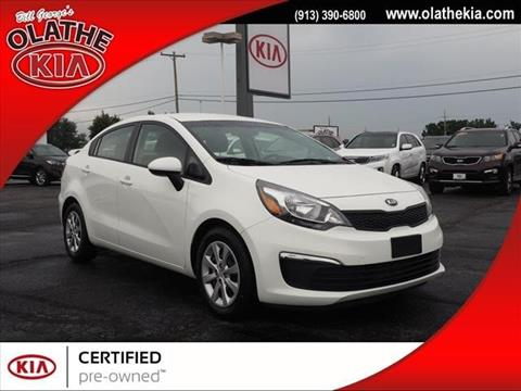 2017 Kia Rio for sale in Olathe KS