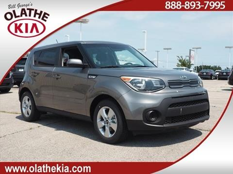 2017 Kia Soul for sale in Olathe, KS