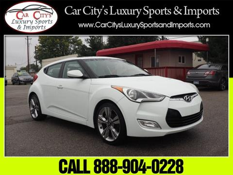 2012 Hyundai Veloster for sale in Olathe, KS