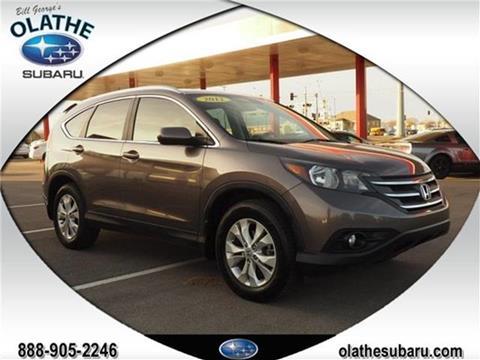 2012 Honda CR-V for sale in Olathe, KS