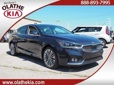 2017 Kia Cadenza for sale in Olathe KS