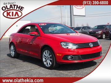 2014 Volkswagen Eos for sale in Olathe, KS