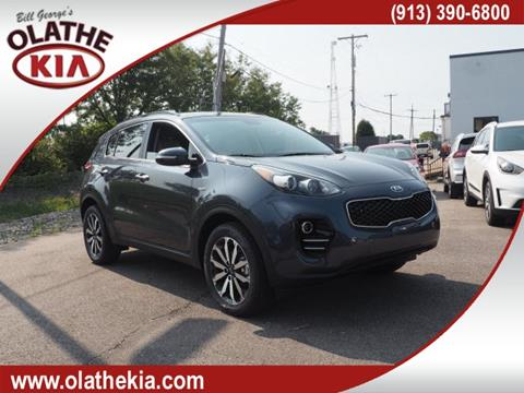 2018 Kia Sportage for sale in Olathe, KS