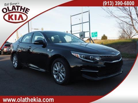 2016 Kia Optima for sale in Olathe KS