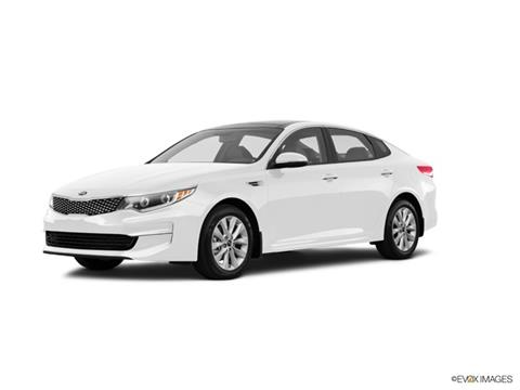 2016 Kia Optima for sale in Olathe KS