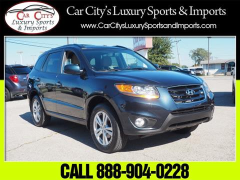 2010 Hyundai Santa Fe for sale in Olathe KS