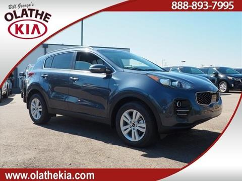 2018 Kia Sportage for sale in Olathe KS