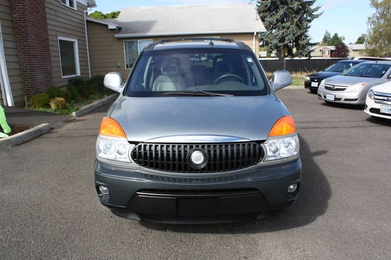 2003 buick rendezvous cx awd 4dr suv in cornelius or. Black Bedroom Furniture Sets. Home Design Ideas