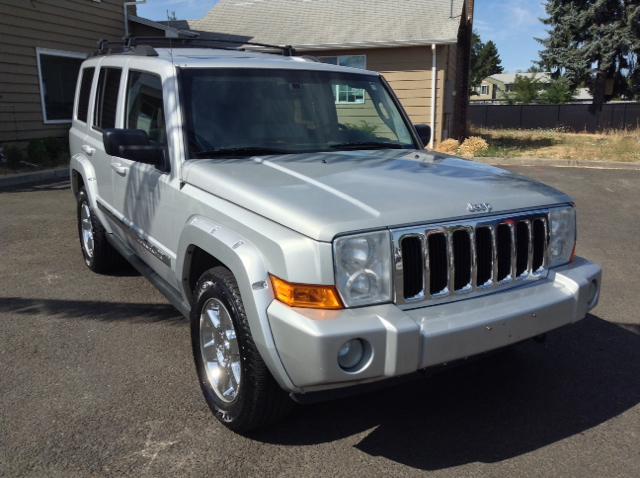 2006 jeep commander limited 4dr suv 4wd in cornelius or for Persian motors cornelius or