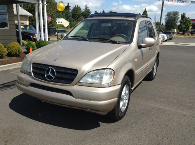 2001 mercedes benz m class ml320 awd 4matic 4dr suv in for Persian motors cornelius or