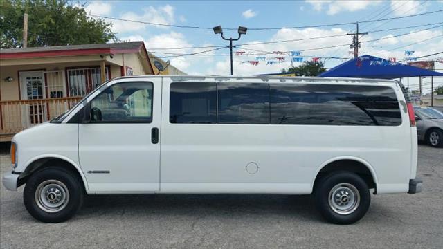 1999 Chevrolet Express for sale in San Antonio TX