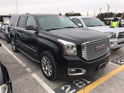 used 2015 gmc yukon xl for sale. Black Bedroom Furniture Sets. Home Design Ideas