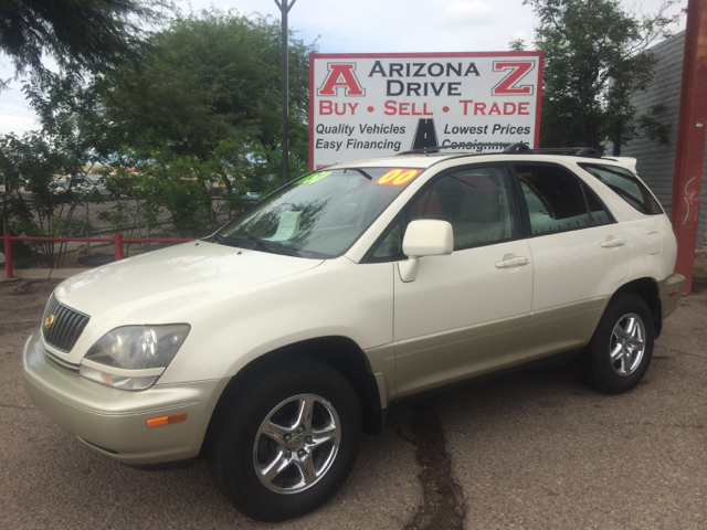 2000 LEXUS RX 300 BASE AWD 4DR STD SUV white this vehicle one owner automatic fully loaded in exce