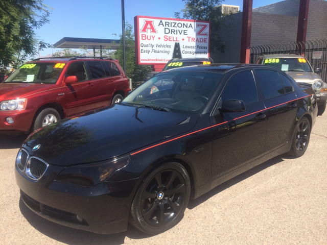 2005 BMW 5 SERIES 545I 4DR SEDAN black this vehicle in great shape very well maintained only 2 own