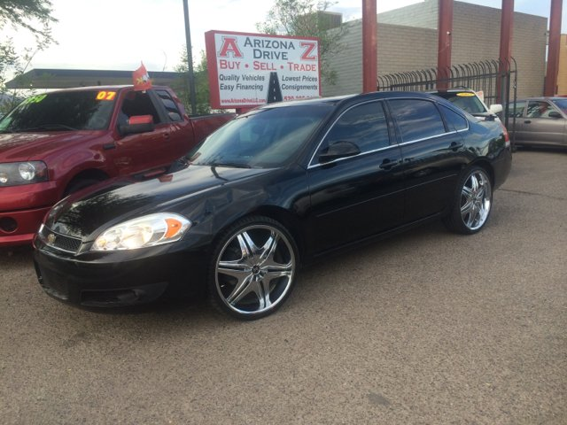 2008 CHEVROLET IMPALA SS SEDAN black 2-stage unlocking - remote abs - 4-wheel air filtration an
