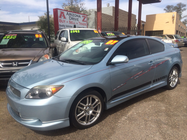 new and used scion tc for sale in tucson az the car connection. Black Bedroom Furniture Sets. Home Design Ideas