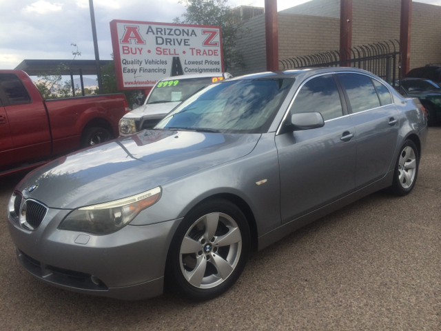 2007 BMW 5 SERIES 525I 4DR SEDAN gray 2-stage unlocking abs - 4-wheel air filtration - active ch