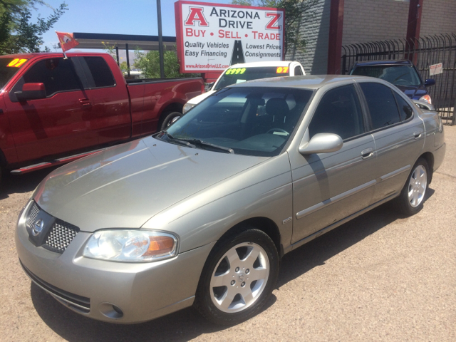 2005 NISSAN SENTRA 18 S 4DR SEDAN gray center console - front console with storage clock cruise