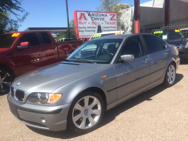 2003 BMW 3 SERIES 325I 4DR SEDAN gray like bran new only 53000 original miles on the vehicle  with