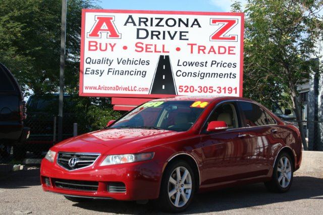 2004 ACURA TSX BASE 4DR SEDAN red moon roof all the amenities and all the bells and whistles luxur